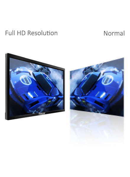 full hd lcd display