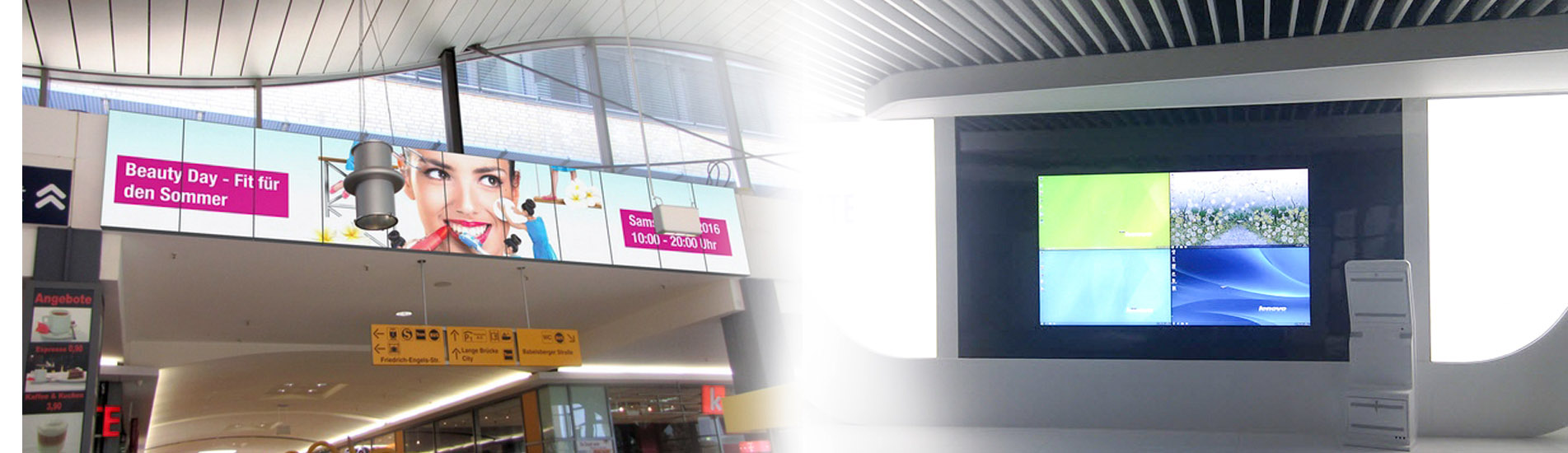 tyalux lcd video wall
